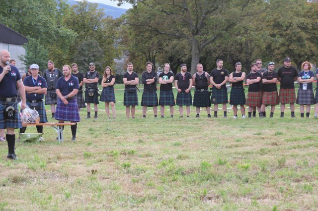 1. Highland Games Luzern